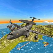 Игра Симулятор военного самолета