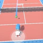 Игра Тропический Теннис
