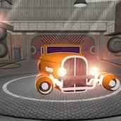 Игра Футуристические Гонки 3Д