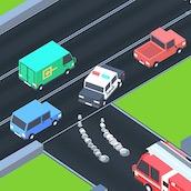 Игра Поворот дороги