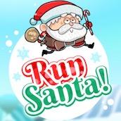 Игра Беги Санта!