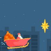Игра Рождественский полет
