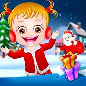 Игра Малышка Хейзел: Рождественский сюрприз