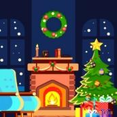 Игра Найди отличия на Рождество