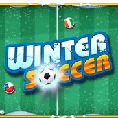Игра Зимний футбол