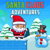 Игра Приключения Деда Мороза