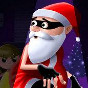 Игра Воришка Санта