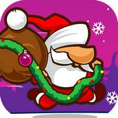 Игра Бегущий Санта