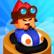 Игра Kart Fight io (Картфайт Ио)