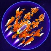 Игра Космический корабль в космосе