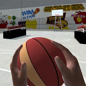 Игра Баскетбол 3Д