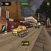 Игра Боевые машины