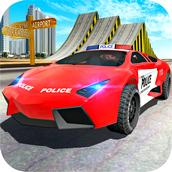 Игра Симулятор полицейской машины