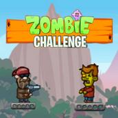 Игра Зомби вызов
