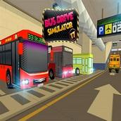 Игра Симулятор вождения автобуса 3Д