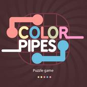 Игра Цветные трубы