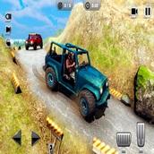Игра Симулятор вождения джипа в горах