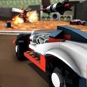 Игра Гонки на Лего машинах