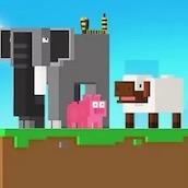 Игра Башня из животных