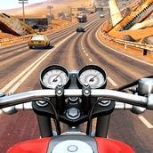 Игра Заезд на мотоцикле 3Д