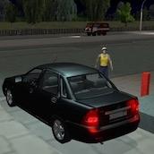 Игра Русский Водитель 3Д