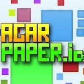 Игра Agarpaper io