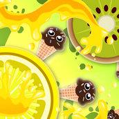 Игра Прыгающее мороженое