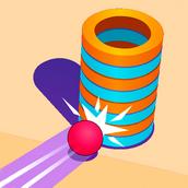 Игра Разрушать башни 3Д
