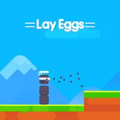 Игра Откладывать яйца