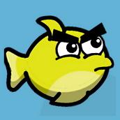 Игра Злые рыбки