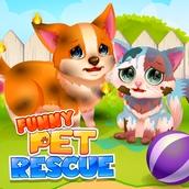 Игра Спасатели животных