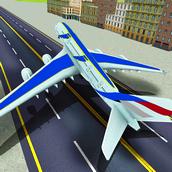 Игра Новый симулятор самолета