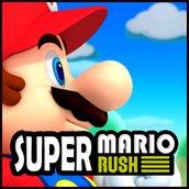 Игра Супер Марио Ран
