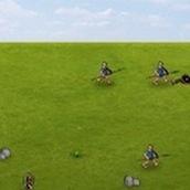 Игра Войнушка стратегия про Александра