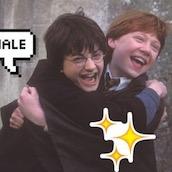 Игра Тест: Смогла бы ты закончить Хогвартс?