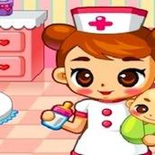 Игра Больница для беременных