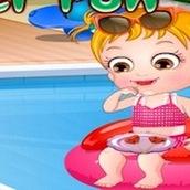 Игра Уход за малышами: Hazel