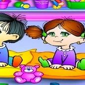 Игра Детский сад