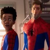 Игра Тест: Какой ты паук из мультфильма Человек-паук: Через вселенные?