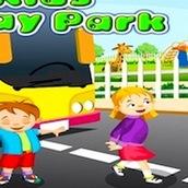 Игра Уход за малышами на детской площадке