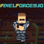 Игра Пиксельные войска Ио