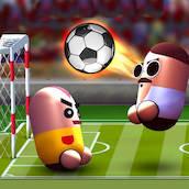 Игра Футбол головами: пилюли