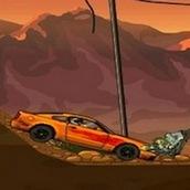 Игра Машины против зомби 2