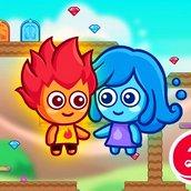 Игра Мальчик огонь и девочка вода 6