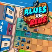 Игра Синие против красных