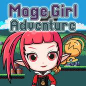 Игра Приключения девочки-мага