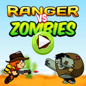 Игра Рейнджер против зомби