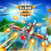 Игра Панды на самолетах