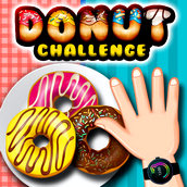 Игра Пончиковый челлендж