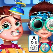 Игра Глазной доктор